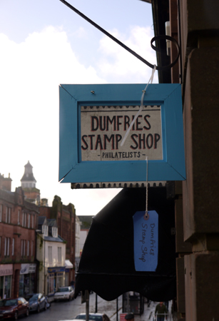 Dumfries Stamp Shop