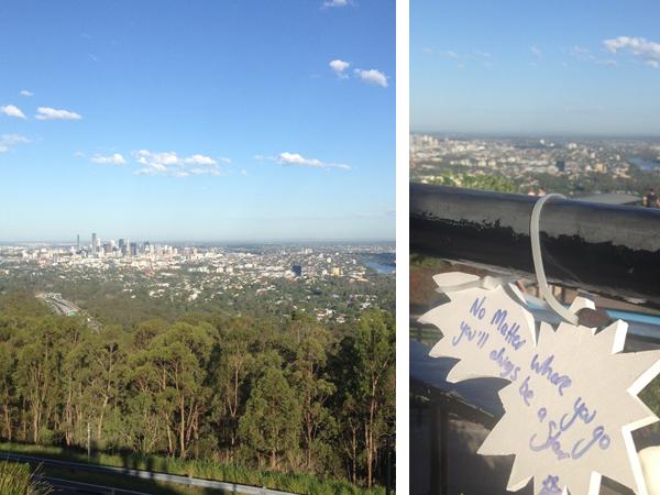 19. Dec - Debbie Robbins, Mount Coot-tha, Brisbane, Australia -
