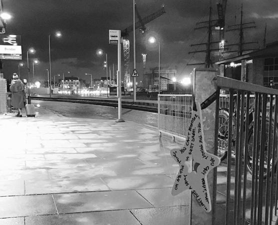 8.Dec: Cat Macaulay, Waterfront, Dundee -
